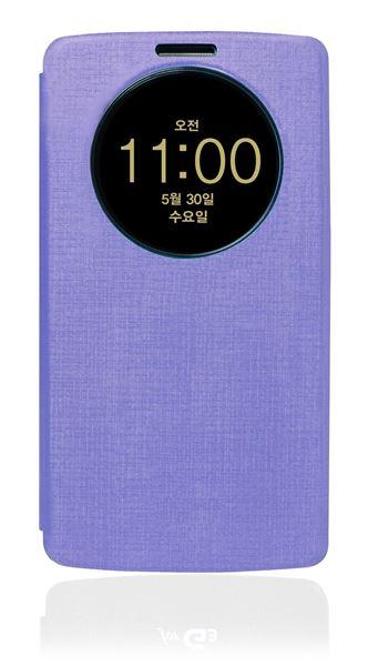 כיסוי חכם ל LG G3 סגול