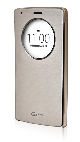 כיסוי חכם ל LG G4 Beat זהב