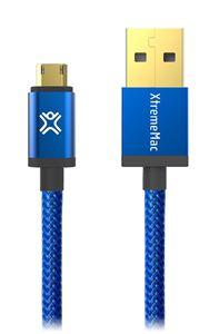 כבל Micro USB כפול דגם Reversible 2 Way