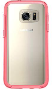 Symmetry Clear ורוד ל Galaxy S7