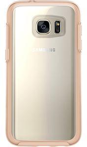 Symmetry Clear זהב ל Galaxy S7