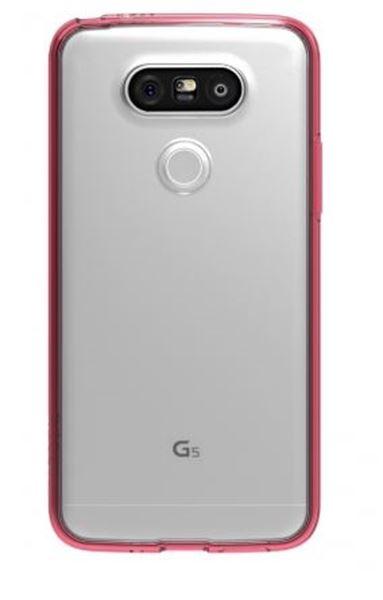 Crystal ורוד ל LG G5