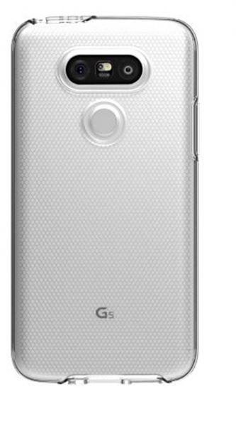 מעולה כיסוי Matrix ל LG G5 שקוף / אביזרים לסלולר - מומדיה DI-15