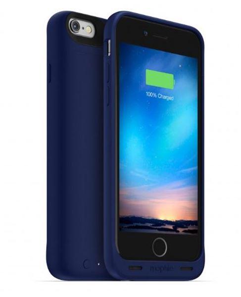 כיסוי סוללה Reserve כחול ל iPhone 6