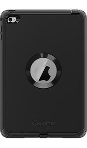כיסוי קשיח לאייפד ל- IPAD PRO 9.7 מבית OTTERBOX  דגם DEFENDER שחור