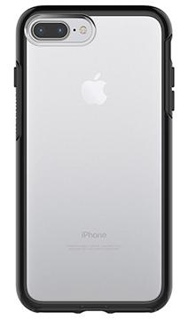 Symmetry שקוף/שחור ל iPhone 7/8 Plus