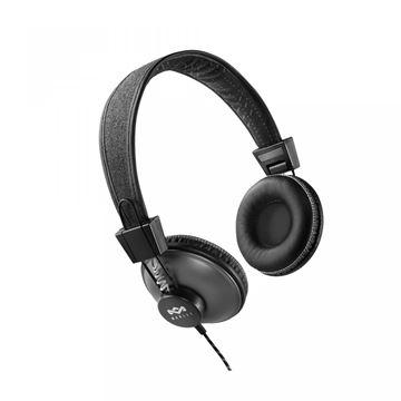 אוזניות POSITIVE VIBRATION ON EAR שחור