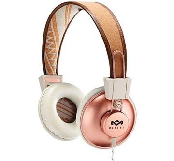 אוזניות POSITIVE VIBRATION ON EAR נחושת