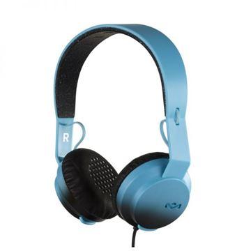 אוזניות ON EAR REBEL תכלת
