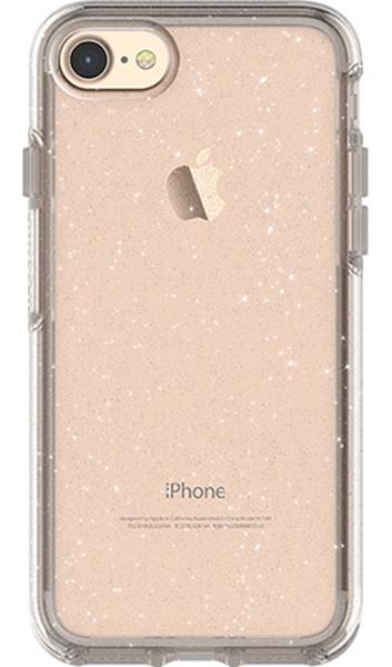 כיסוי שקוף מנצנץ Stardust ל 8/iPhone 7
