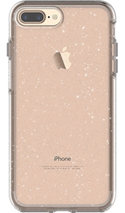 כיסוי שקוף מנצנץ Stardust ל iPhone 7/8 Plus