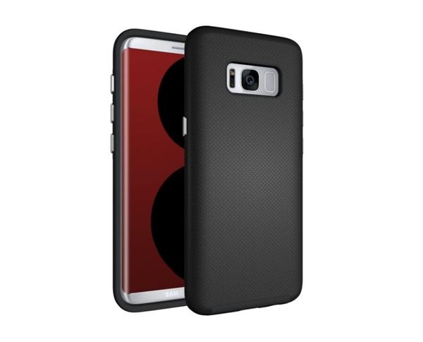 Active Shield שחור ל Galaxy S8