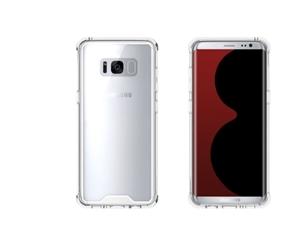 כיסוי שקוף ל Galaxy S8 Plus