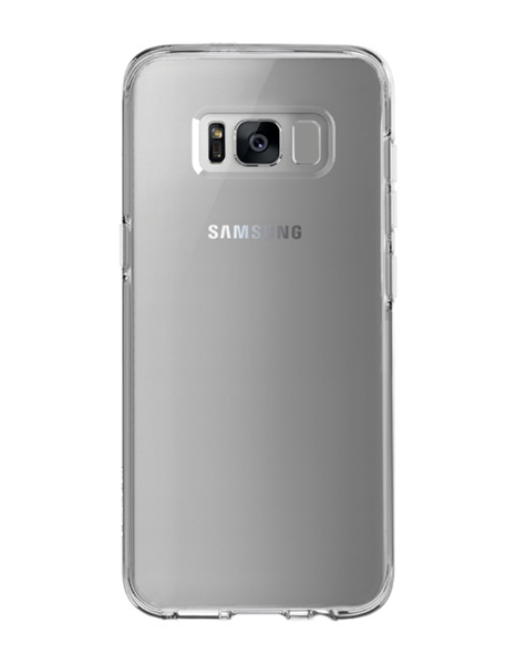 Crystal שקוף ל Galaxy S8 Plus