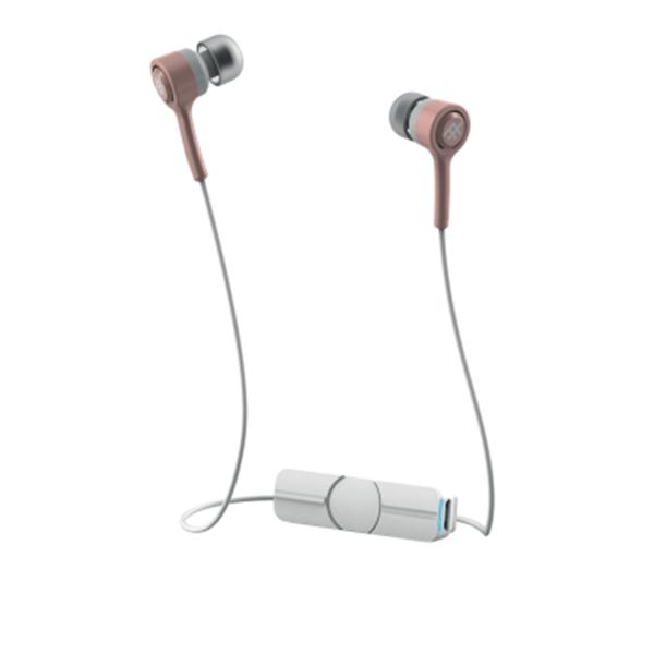 אוזניות Bluetooth דגם Coda Sport ורוד