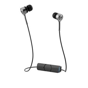 אוזניות Bluetooth דגם Coda Sport כסוף