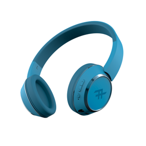 אוזניות Bluetooth דגם Coda Wireless כחול