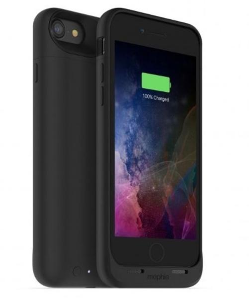 כיסוי סוללה Air שחור ל 8/iPhone 7