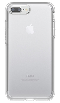 Symmetry שקוף ל iPhone 7/8 Plus