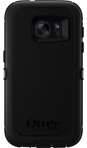 Defender שחור ל Galaxy S7