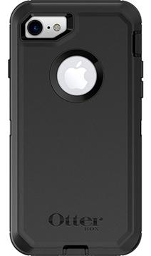 כיסוי Ottterbox שחור ל 8/iPhone 7 דגם Defender