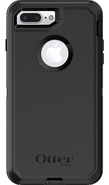 Defender שחור ל iPhone 7/8 Plus