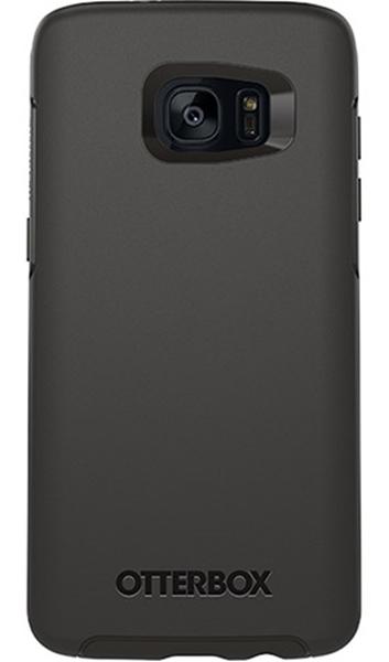 Symmetry שחור ל Galaxy S7 Edge