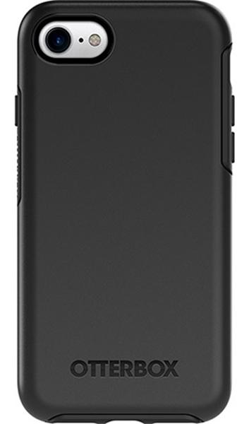כיסוי Otterbox ל iPhone SE דגם Symmetry שחור