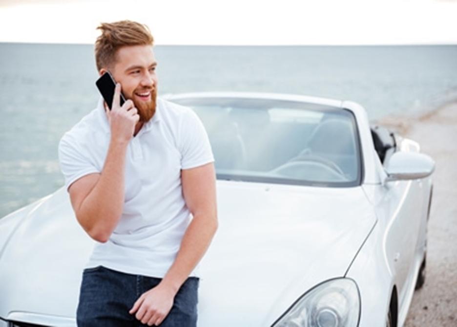 להפוך את הרכב לסביבת עבודה בטוחה ויעילה עם הסמארטפון