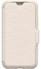 כיסוי ספר עור Strada בג' ל iPhone X