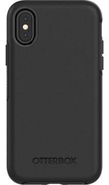 Symmetry שחור ל iPhone X