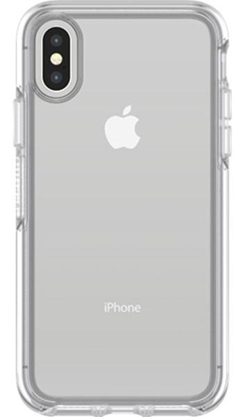 Symmetry שקוף ל iPhone X