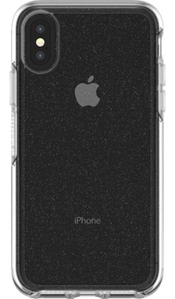 כיסוי שקוף מנצנץ Stardust ל iPhone X