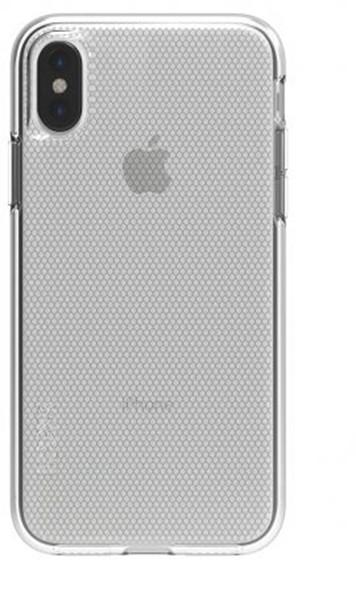 כיסוי Matrix ל iPhone X שקוף