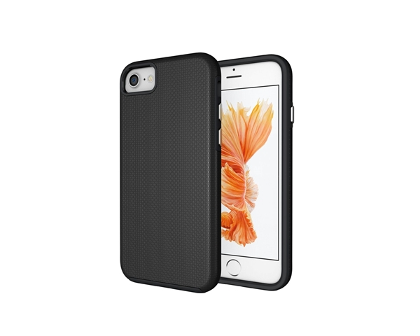 Active Shield שחור ל iPhone 7/8