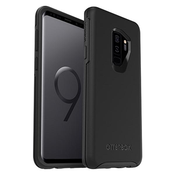 Symmetry שחור ל Galaxy S9 Plus
