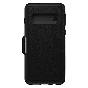 כיסוי Otterbox ל Galaxy S10 דגם Strada (שחור)