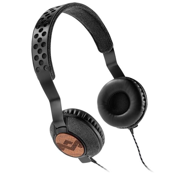 אוזניות LIBERATE ON EAR שחור