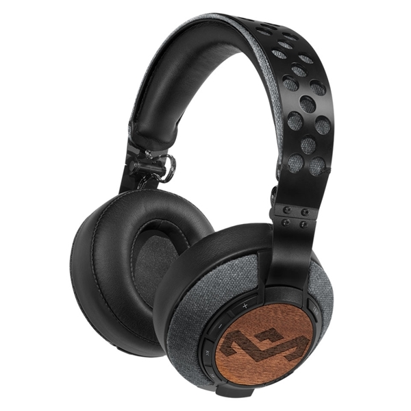 אוזניות LIBERATE XLBT OVER EAR שחור