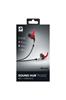 אוזניות Earbud iFrogz דגם Sound Hub Plugz שחור
