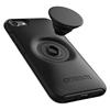 כיסוי  לiPhone 7/8 מבית Otterbox & PopSocket דגם Symmetry שחור