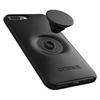 כיסוי  ל iPhone 7/8 Plus מבית Otterbox & PopSocket דגם Symmetry שחור