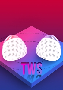 רמקולים אלחוטיים TWS BS-11 מבית Musun (לבן)