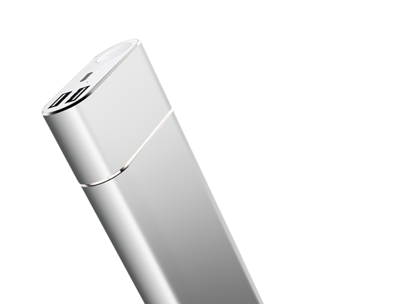 סוללת גיבוי mAh 6000 USB 513 Musun (כסף)