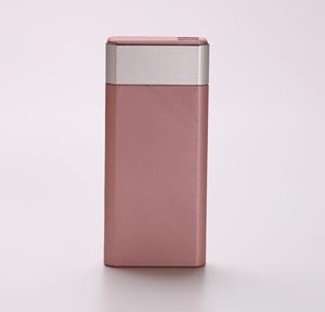 סוללת גיבוי mAh 10,000 USB 505 Musun (ורוד)