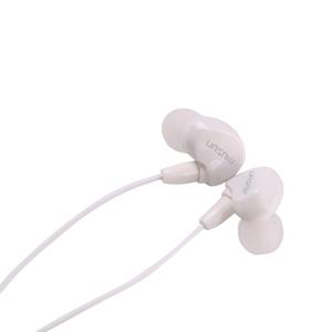 אוזניות חוטיות Musun E38 (לבן)