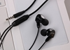 אוזניות חוטיות Musun E38 (שחור)