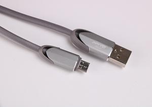 כבל טעינה וסנכרון Musun USB N037 (כסף)