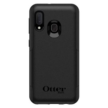 כיסוי Otterbox ל-Galaxy A20e דגם Commuter (שחור)