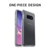 כיסוי Otterbox ל-Galaxy S10 e דגם Symmetry (שקוף)
